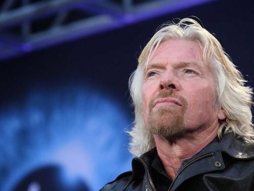 Billionaire Richard Branson's favorite productivity hack is simple