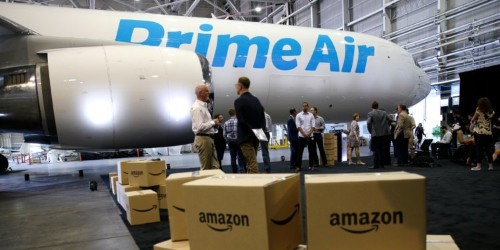 Amazon says it may change cargo airlines if pilot issues not resolved