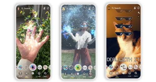 Snap has been racing ahead to build for a post-mobile world. And it's a world that it very well could dominate.