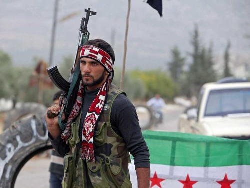 The Biggest Myth Of The Syrian War Is That The Rebels Are Dominated By al Qaeda