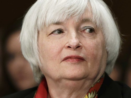 Fed Chair Janet Yellen Commends Small Businesses For Energizing Economic Recovery