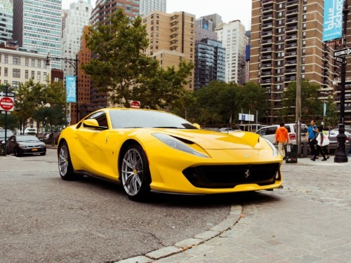 Ferrari slides despite improved earnings after the supercar maker declines to raise guidance