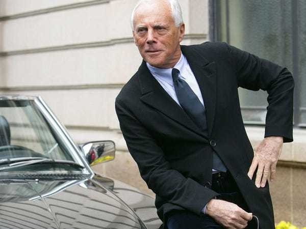 Photos of billionaire Giorgio Armani's yacht, houses, and travels - Business Insider