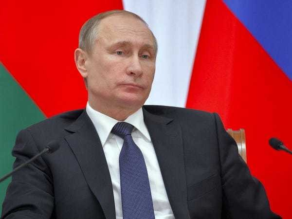 Vladimir Putin has just created a personal army - Business Insider
