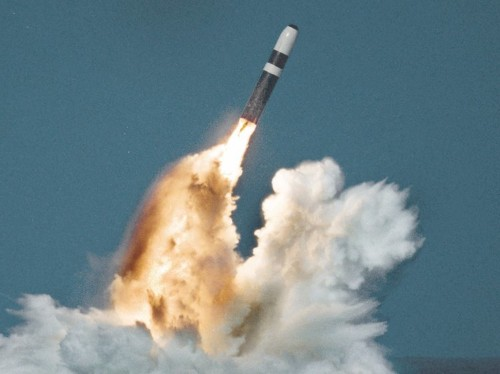 A former Defence Secretary has warned that the UK's £31 billion nuclear weapon system could be shut down by hackers
