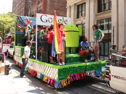 Google tells employees they can't protest YouTube's LGBTQ+ policies