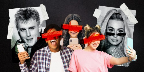 Influencers warn kids that being a YouTuber might not be all good