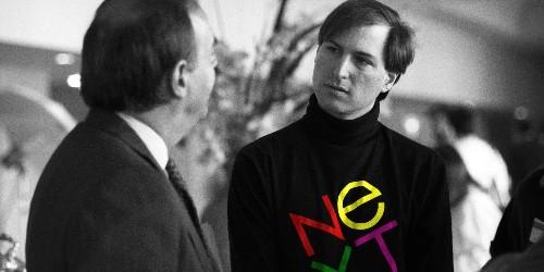 Steve Jobs left Apple to start a new computer company. His $12-million failure saved Apple.