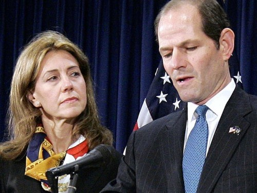 Eliot Spitzer Announces That His Marriage Is Over
