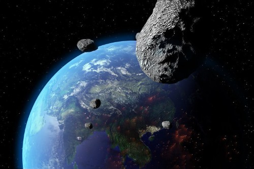 An asteroid is about to slip between Earth and the moon — the second near miss in 3 weeks
