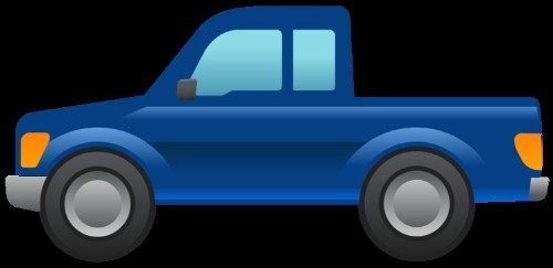 Ford just launched a new pickup truck. And it's free. And it's an emoji.