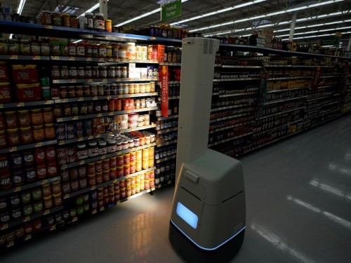 Walmart is assembling an army of thousands of robots that it's putting to work in its stores