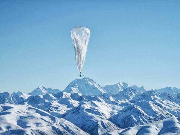 Google's internet-beaming Project Loon balloons are now being tested in Sri Lanka - Business Insider
