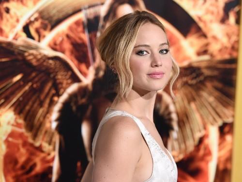 Jennifer Lawrence: World's highest-paid actress