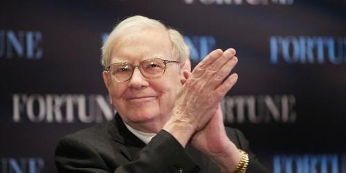 Warren Buffett sold more than $800 million worth of Apple stock last quarter   Markets Insider