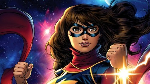 'Ms. Marvel' TV series in the works at Disney Plus
