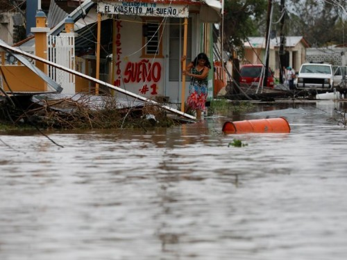 Hurricane Maria has made Puerto Rico's already dire economic situation even worse