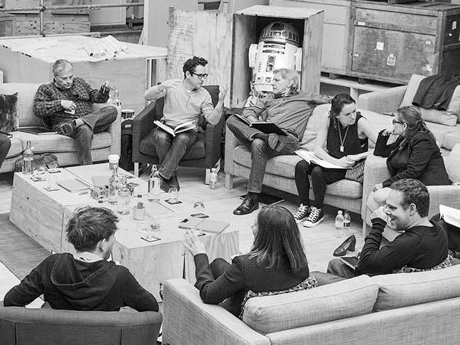 Here Is The Inspirational Letter J.J. Abrams Wrote The Cast And Crew Of 'Star Wars: Episode VII'