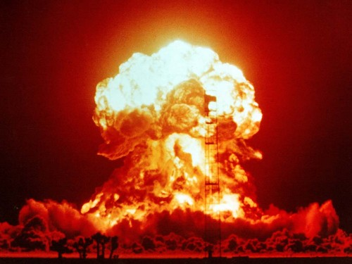 If a nuclear bomb explodes, conditioner could trap radiation in hair