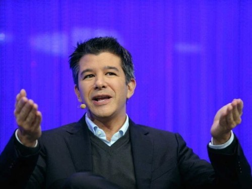 The global anti-Uber alliance is not real, says Travis Kalanick