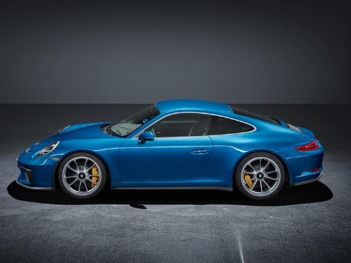 Porsche is finally giving 911 fans the sports car they've been waiting for