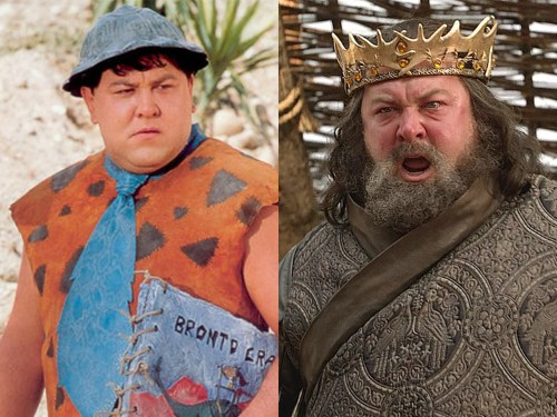 Here's what the 'Game of Thrones' cast looked like when they first started acting