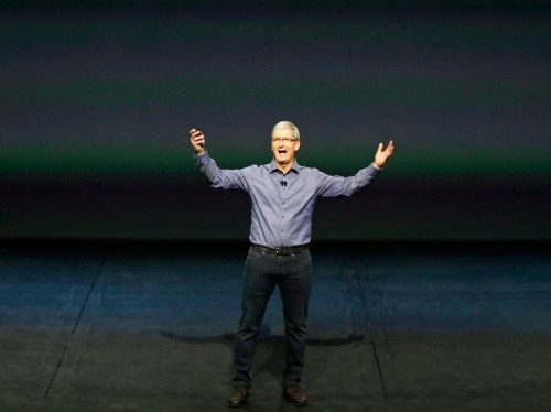 Apple has quietly been moving into a hot new market