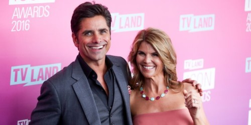 John Stamos speaks about Lori Loughlin's college admissions scandal indictment