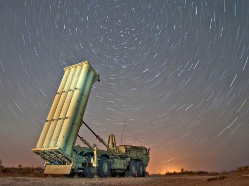 Here's How The World's Most Advanced Missile-Defense System Works