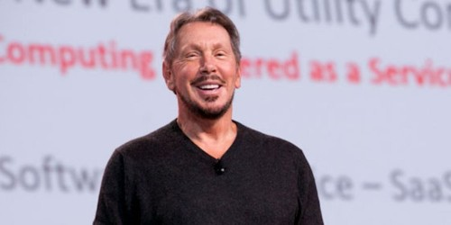 Oracle Chairman Larry Ellison says the company added 5,000 new trials for its latest cloud database. Here's what that means