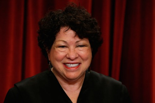Sonia Sotomayor tore apart partisan gerrymandering with one simple, devastating question