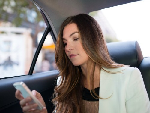 Complaints about a hard-to-find fare estimator on New Year's Eve forced Uber to change its app