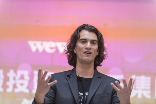 WeWork's $47 billion private valuation could imperil its IPO