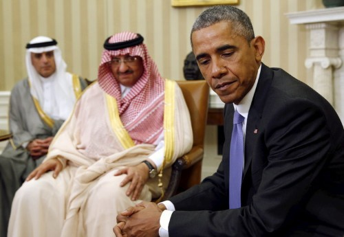 The Saudis are 'drawing lines in the sand' — and showing they are serious about confronting Iran