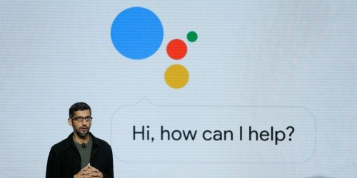 Google wanted Assistant's voice to be male and female at launch