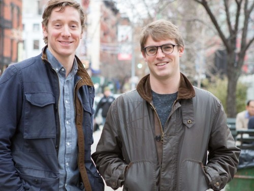 Why two guys ditched their lucrative finance jobs to bootstrap a startup that connects people over coffee