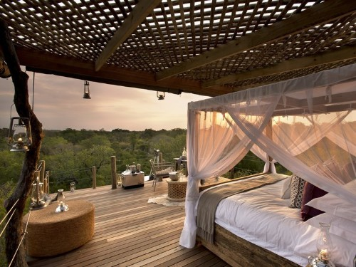 The 7 most luxurious safari lodges in Africa
