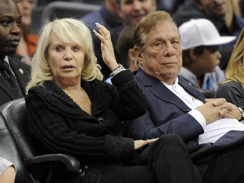 Donald Sterling's Wife Is Still Going To Be Part Of Clippers Organization With Some Weird Perks