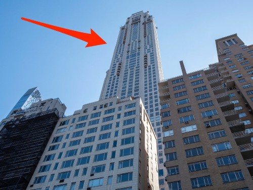 Millionaires who have bought condos in Ken Griffin's Billionaires' Row tower - Business Insider