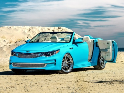Check out 44 cool cars from the SEMA show in Las Vegas