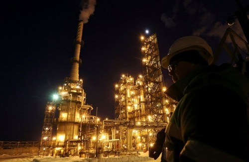 Brent crude prices steady after rise on Russia-Saudi pact