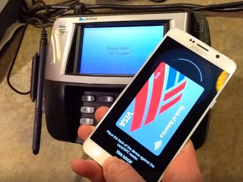 People aren't really using Apple Pay