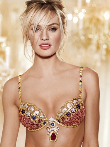 The Billionaire Who Created Victoria Secret's $10 Million Diamond-Studded Bra Just Launched A Cool New Business App