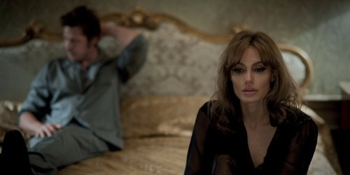 Angelina Jolie and Brad Pitt hold nothing back in 'By the Sea,' an honest look at marriage full of fights and nudity