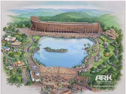 Noah's Ark Theme Park Is Trying To Figure Out How To Make Ark Story Seem Plausible
