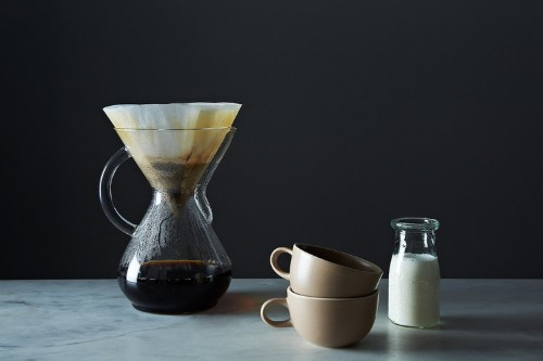 How To Brew Coffee In A Chemex