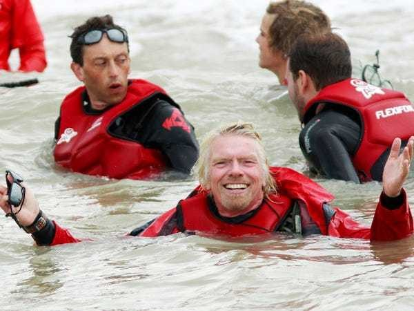 Richard Branson daily routine - Business Insider