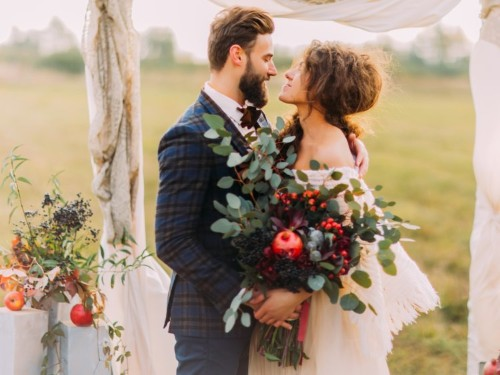 Instagram and Pinterest are convincing more couples than ever before to go into debt for their perfect wedding