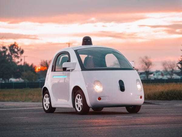 Learning more about Google's self-driving cars made me terrified to ever drive again - Business Insider
