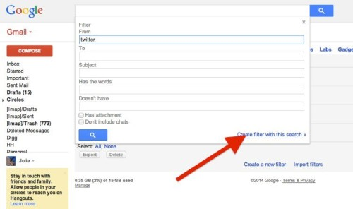 How To Automatically Delete Unwanted Email From Gmail